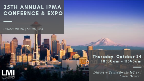 35th Annual IPMA Conference & Expo